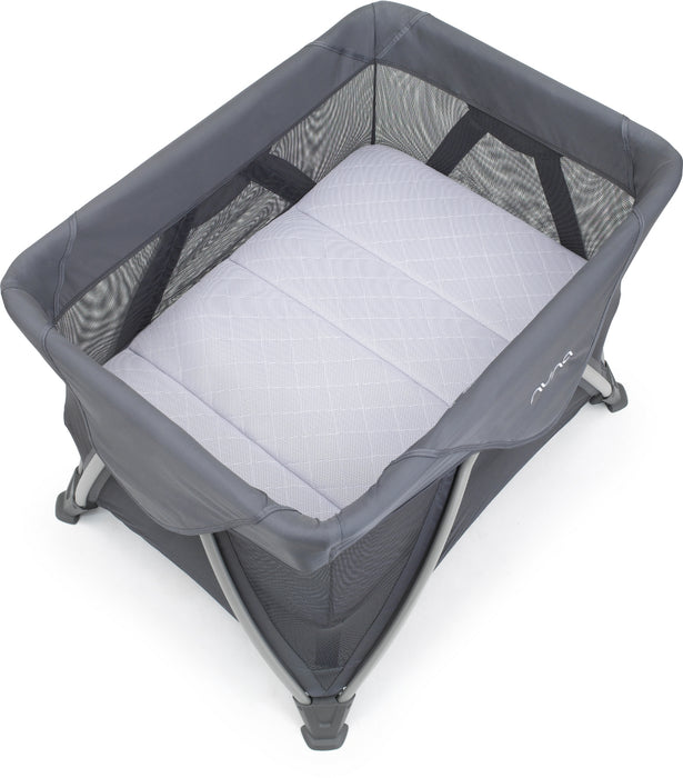 Nuna Sena Aire Mini Travel Crib - Graphite