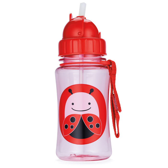 Skip Hop Zoo Straw Bottle