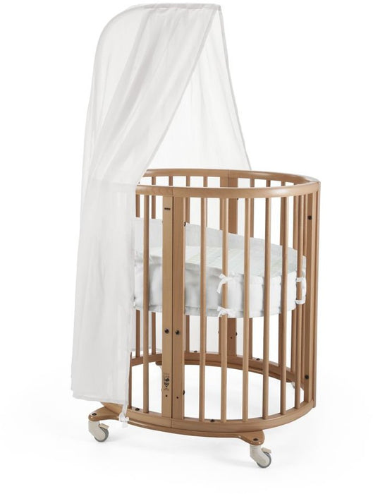 Stokke Sleepi Mini Bassinet Bundle Natural