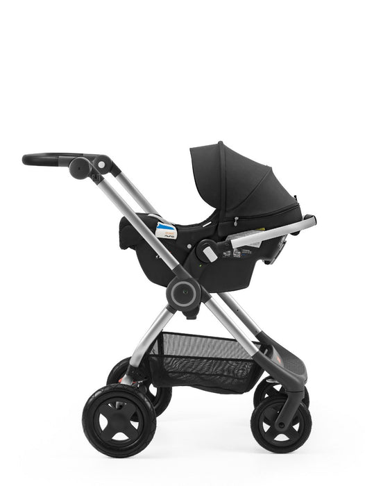 Stokke Pipa on Scoot - Black