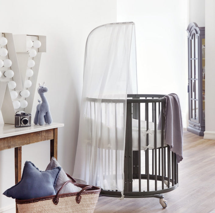 Stokke Sleepi Mini Bassinet Bundle Hazy Grey