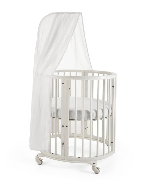 Stokke Sleepi Mini Bassinet Bundle White