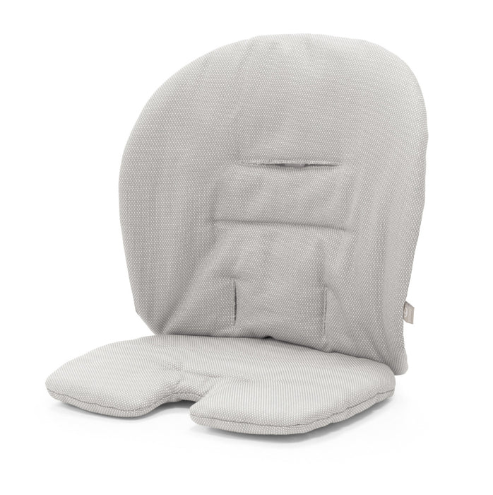 Stokke Steps Hich Chair Cushion - Timeless Grey