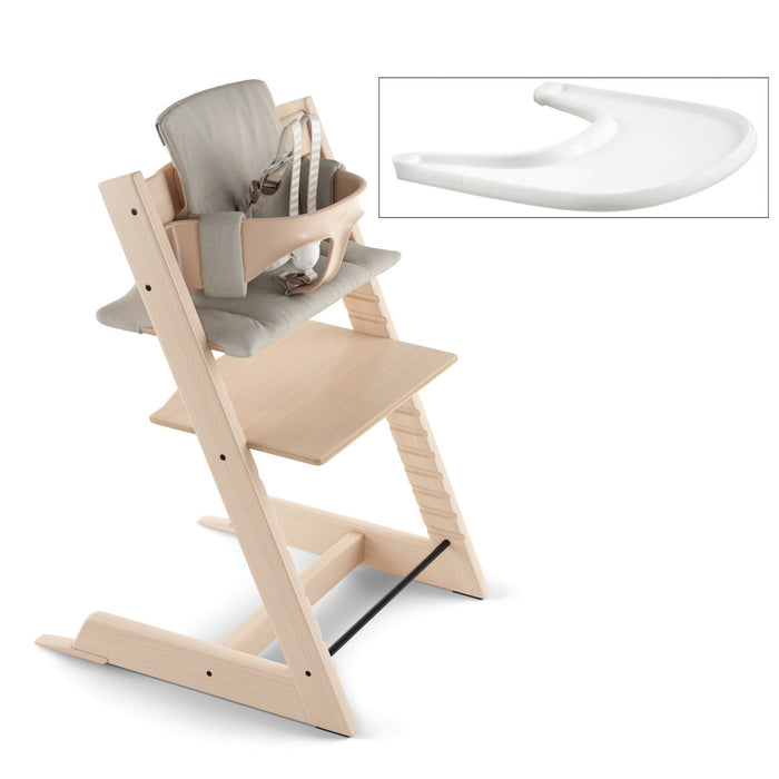 Stokke Tripp Trapp High Chair Bundle Complete 2019