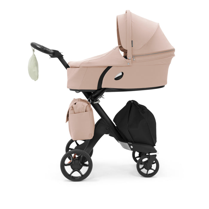 Soothing Pink Stokke Xplory Balance Limited Edition Stroller for Baby and Toddler