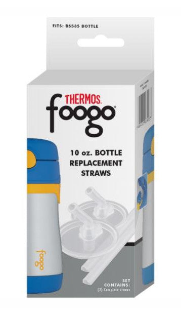 Thermos Foogo Straw Set for BS535 10 Ounce Bottles