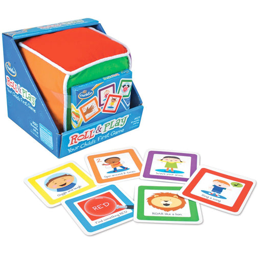 Thinkfun Roll and Play Game