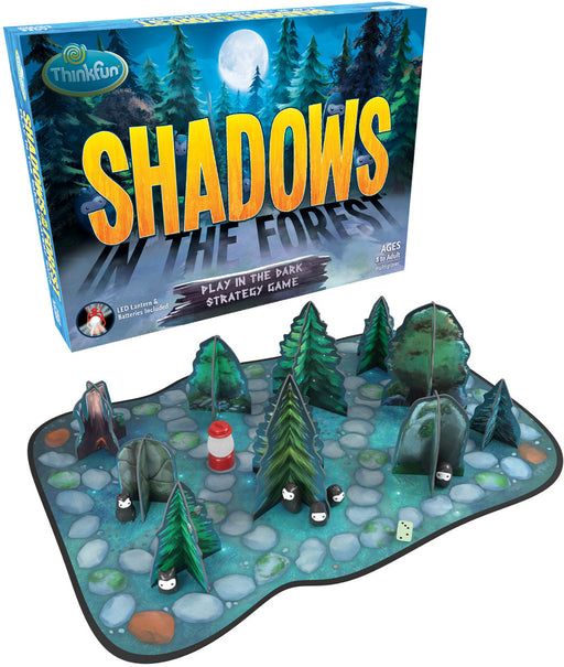 Thinkfun Shadows In the Forest Game