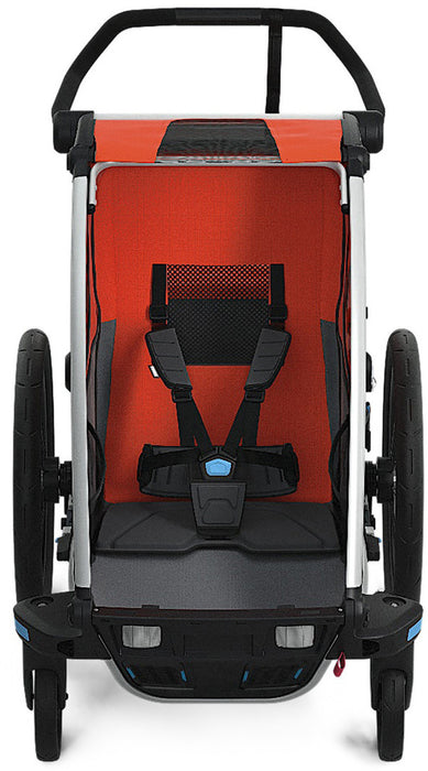 Thule Chariot Cross 1 Multi-Sport Trailer and Stroller ...