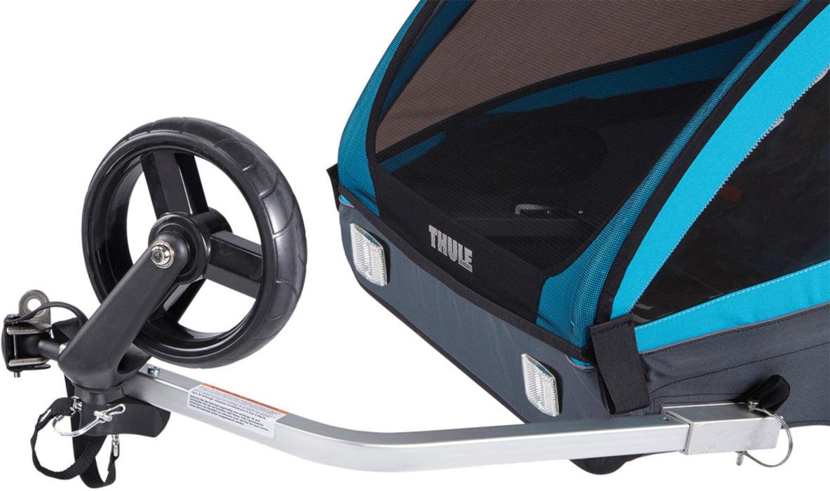 Thule - Coaster XT Bicycle Trailer and Stroller
