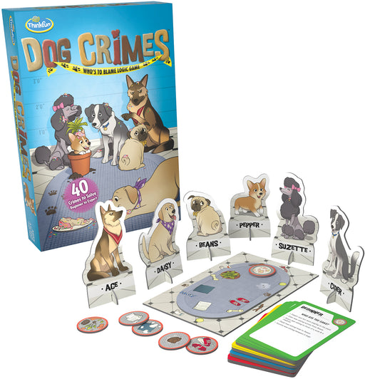 Thinkfun Dog Crimes