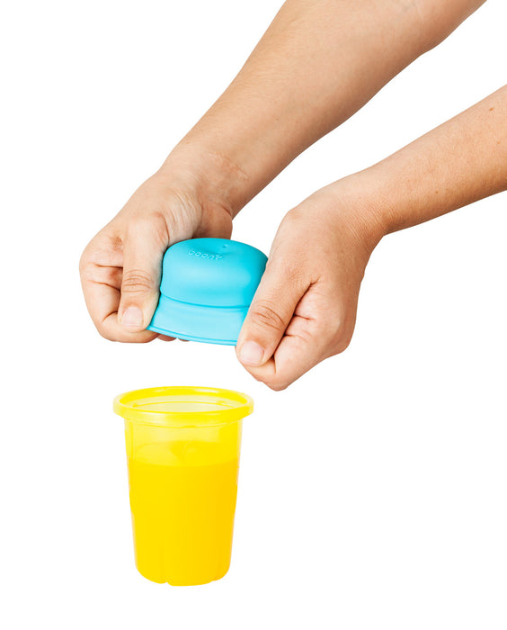 Boon - Snug Straw Silicone Lids - 3-Pack