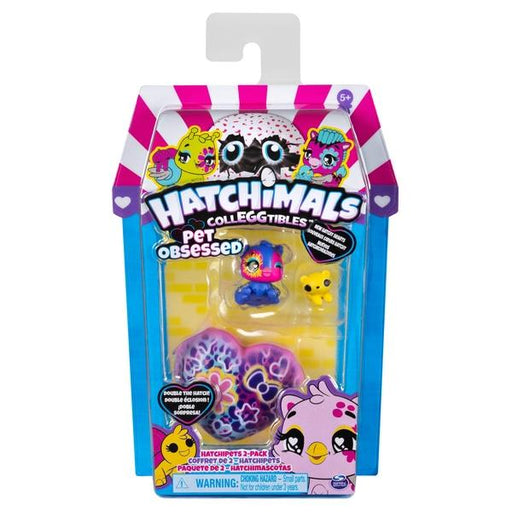 HATCHIMALS COLLEGGTIBLES PET 2 PACK
