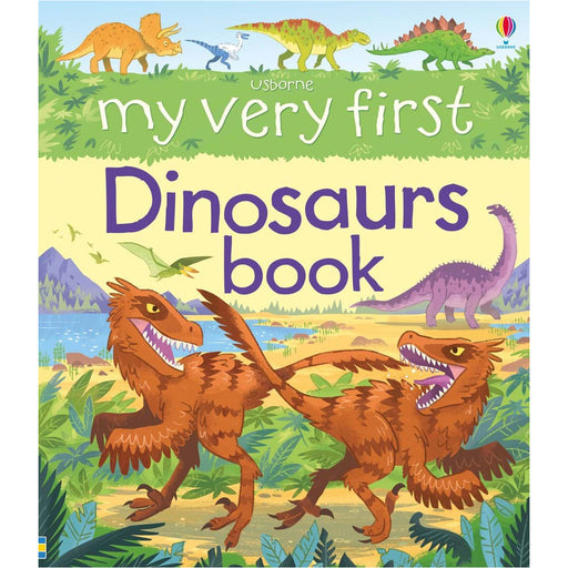 Usborne My Very First Dinosaurs Book