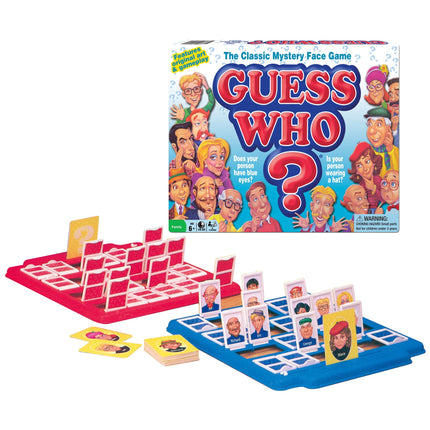 Classic Guess Who? Game
