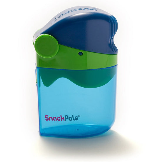 Wow Gear Snack Pal Snack Cup - Blue