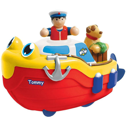 Wow Toys - Tommy Tug Boat