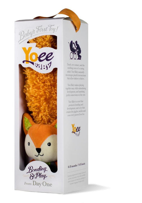 Yoee Baby - Baby's First Toy - Fox