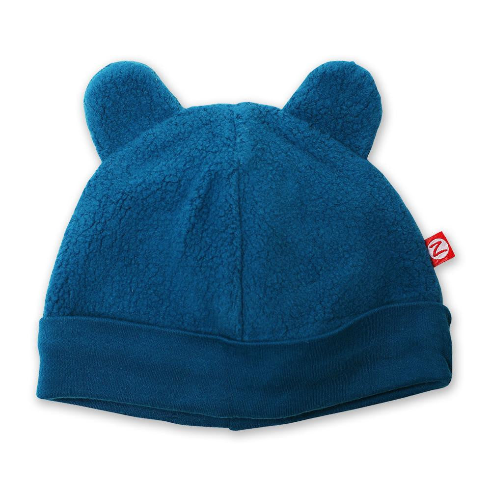 Zutano Cozie Fleece Hat Pagoda