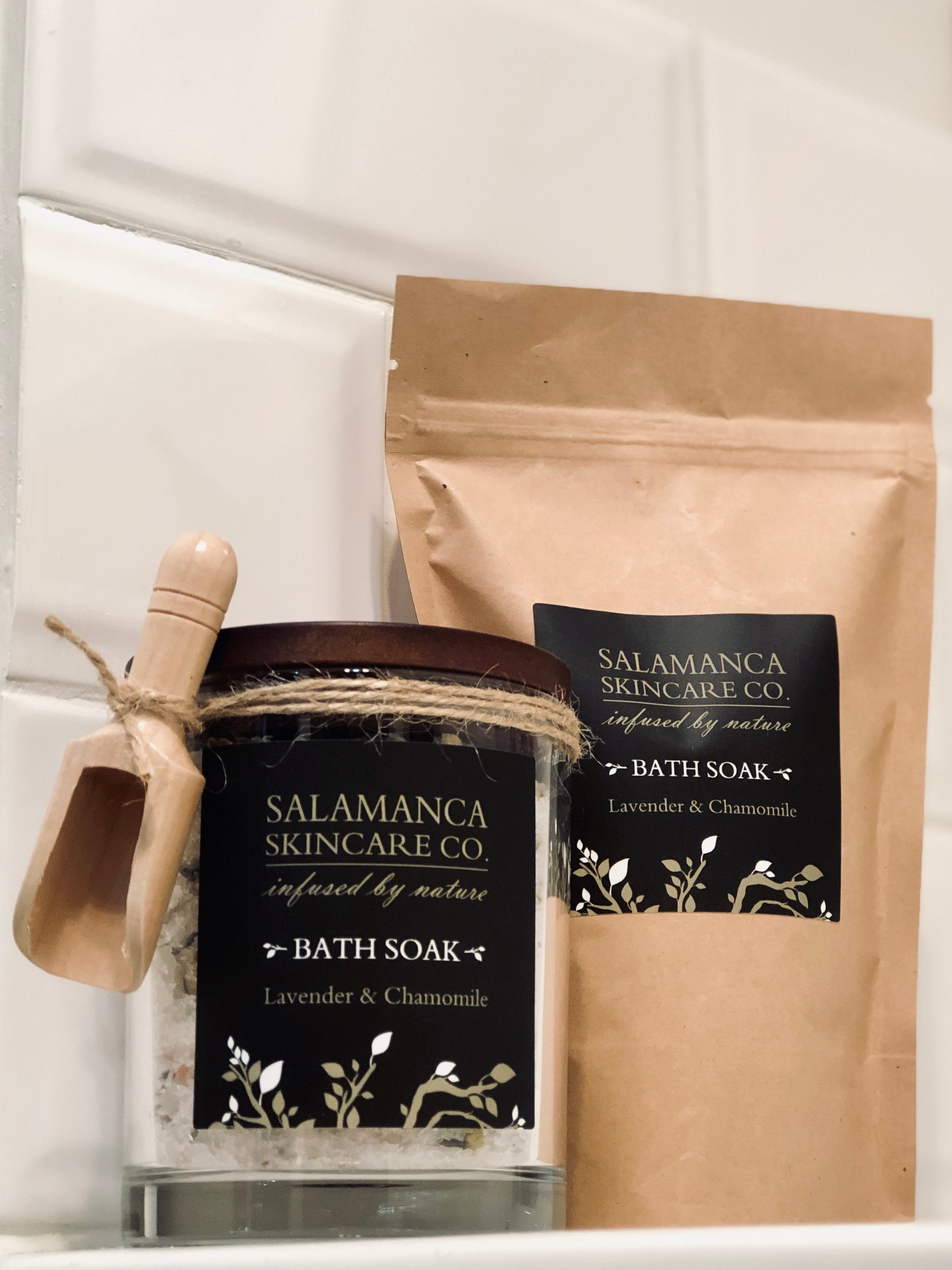 Natural Botanical Bath Soaks