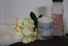 Load image into Gallery viewer, Sea Salt Orchid Candle  |  100% Soy Wax  |  Non-Toxic Oils  |  15% Goes toward suicide prevention