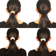 Mulberry Silk Hair Scrunchies