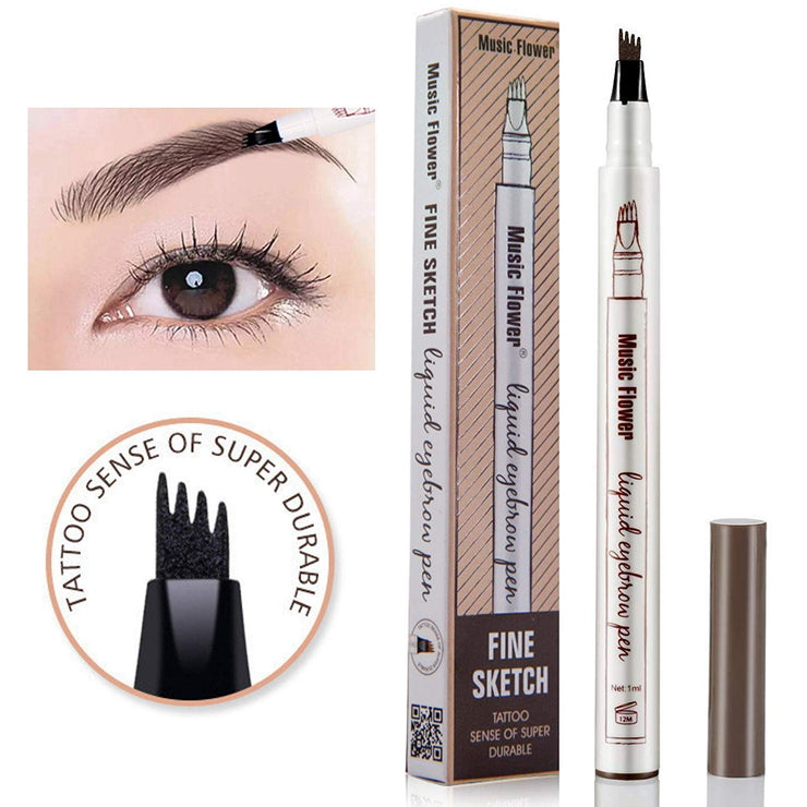 Pinne Tattoo Eyebrow pencil