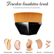 Foundation Brush - Petal Flawless Kabuki Foundation Brush - Black