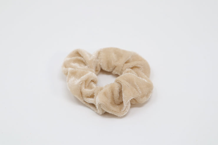 wheat scrunchie
