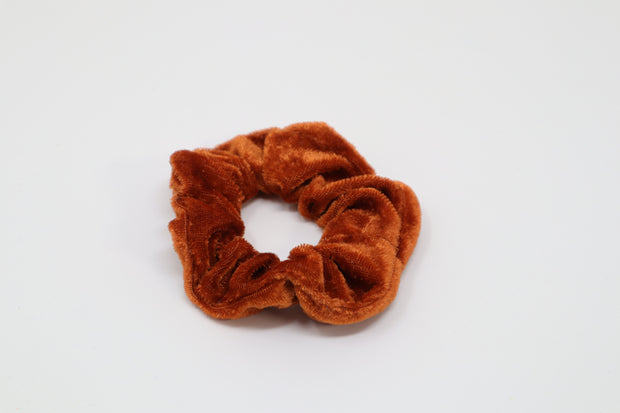 rusty scrunchie