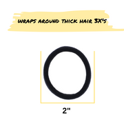 Seamless Hair Ties (10 pack)