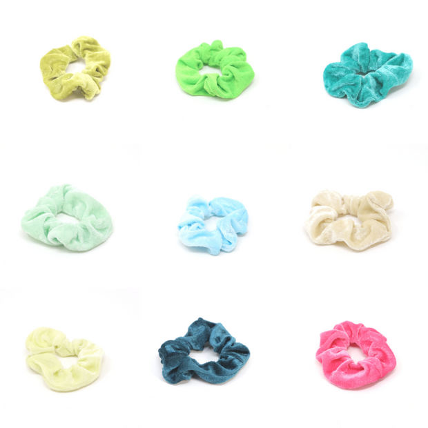 build your own scrunchie pack