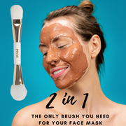 Face Mask Brush and Silicone Mask Appilcator