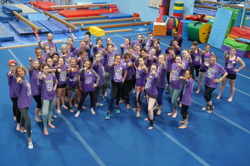 First payment - Winter Adult Gymnastics Camp 2020 Nonrefundable Deposit