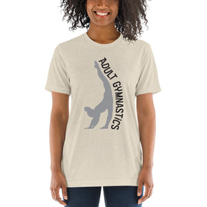 Adult Gymnastics: You Can Stick It - Soft T