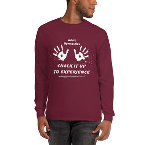 Adult Gymnastics: Chalk It Up to Experience - Long Sleeve T
