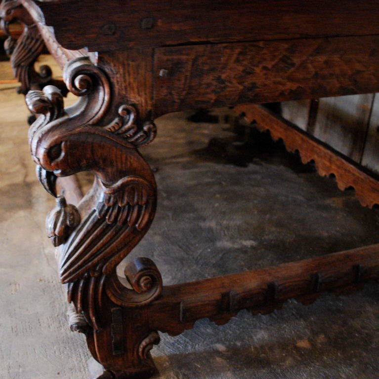 spanish console tables haskell antiques
