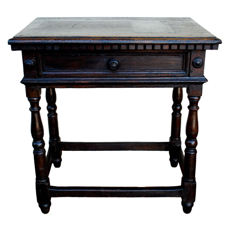 Marvelous Florentine Side Table
