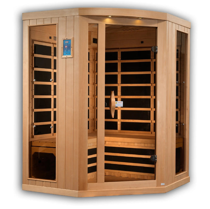 Reserve Edition GDI-8035-01 Full Spectrum Near Zero EMF FAR Infrared Sauna - www.babylife4u.com