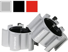 Load image into Gallery viewer, Synergee Aluminum Barbell Collars - www.babylife4u.com