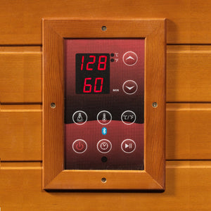 DYN-6330-01 Dynamic Low EMF Far Infrared Sauna, Palermo Edition - www.babylife4u.com
