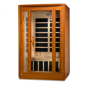 DYN-6206-01 Dynamic Low EMF Far Infrared Sauna, San Marino Edition - www.babylife4u.com