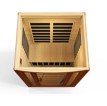 Load image into Gallery viewer, DYN-6206-01 Dynamic Low EMF Far Infrared Sauna, San Marino Edition - www.babylife4u.com