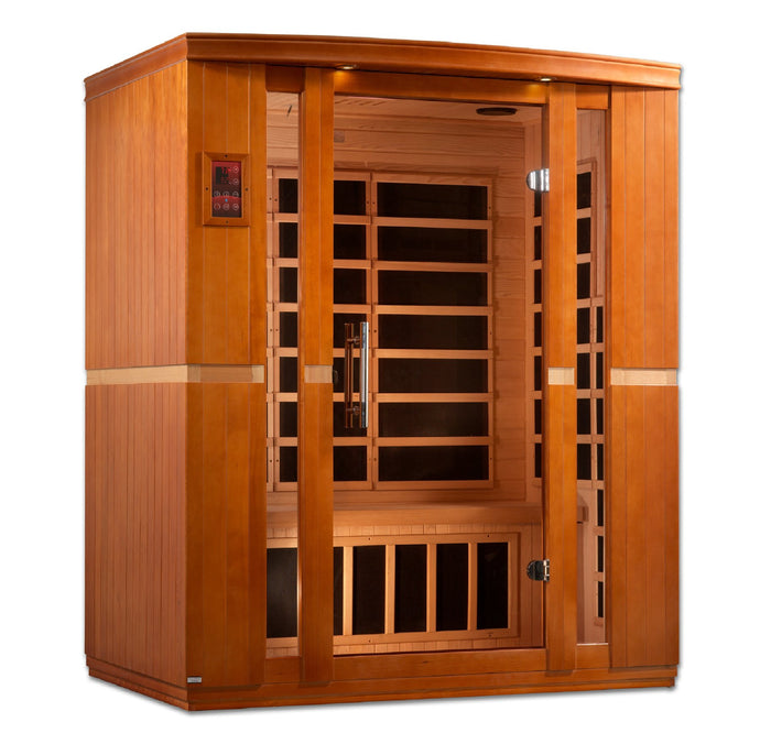DYN-6306-01 Dynamic Low EMF Far Infrared Sauna, Bellagio Edition - www.babylife4u.com