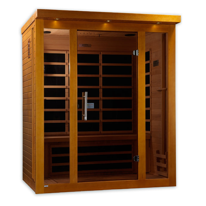 DYN-6315-01 Dynamic Low EMF Far Infrared Sauna, Florence Edition - www.babylife4u.com