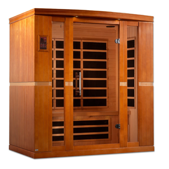 DYN-6440-01 Dynamic Low EMF Far Infrared Sauna, Bergamo Edition - www.babylife4u.com