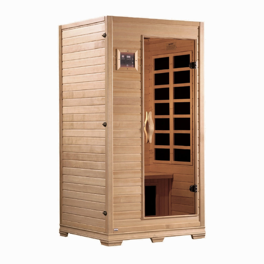 GDI-6109-01 Low EMF Far Infrared Sauna - www.babylife4u.com