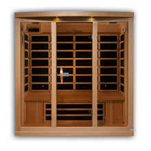 Load image into Gallery viewer, Reserve Edition GDI-8040-01 Full Spectrum Near Zero EMF FAR Infrared Sauna - www.babylife4u.com