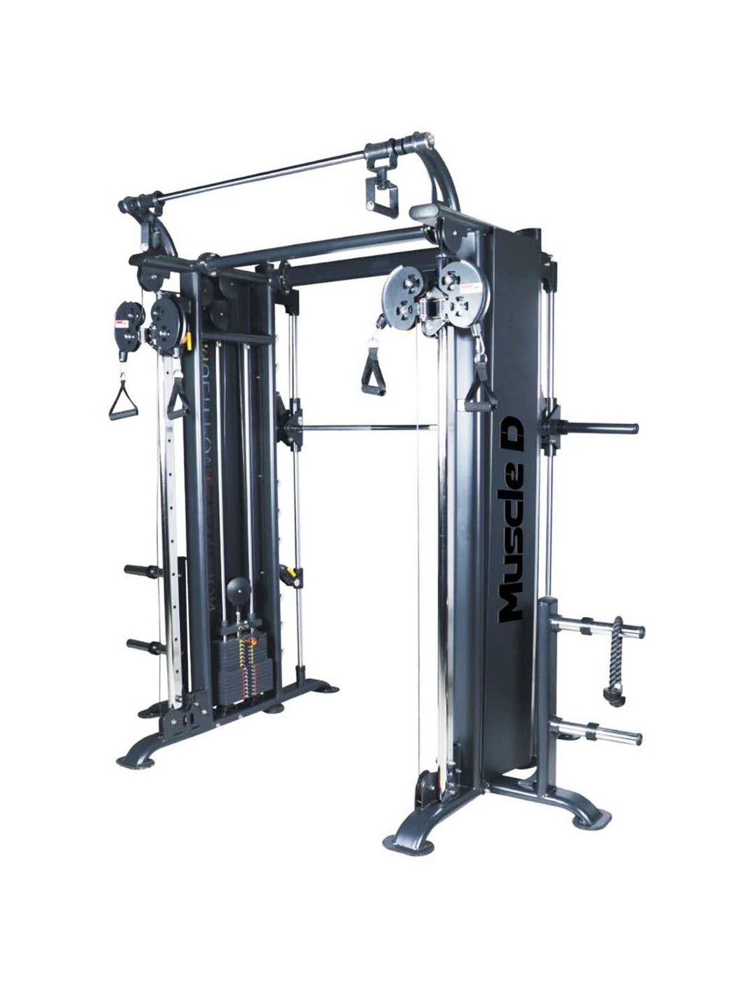 Muscled Fitness DAP/SMITH Machine Combo - www.babylife4u.com