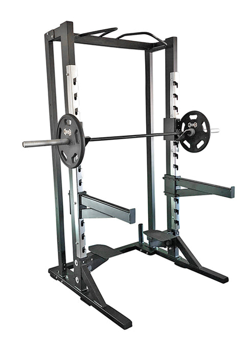 Muscled Fitness Deluxe Half Rack - www.babylife4u.com